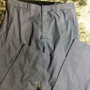 Stretch Weekday Warrior Dress Pants Blue 35